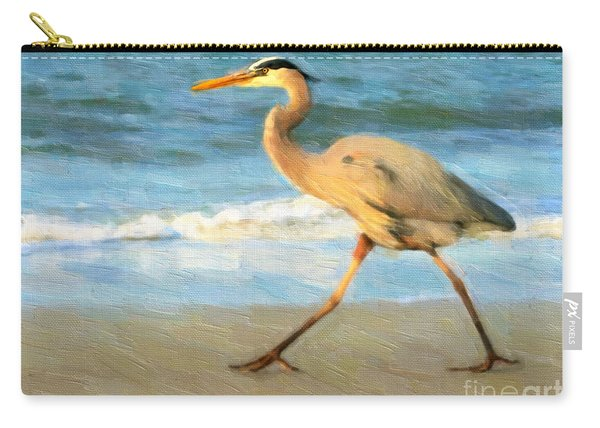 Bird With A Purpose Carry-all Pouch