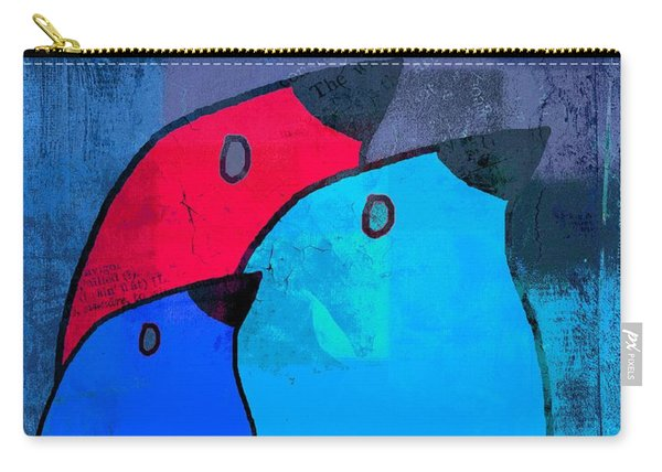 Birdies - C2t1j126-v5c33 Carry-all Pouch