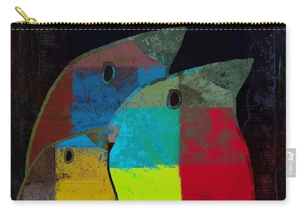Birdies - C2t1v4 Carry-all Pouch