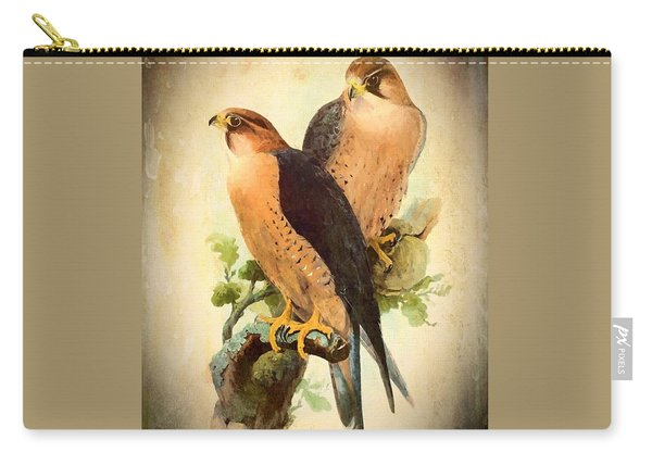 Birds Of Prey 1 Carry-all Pouch
