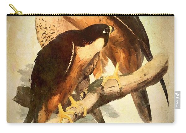 Birds Of Prey 2 Carry-all Pouch