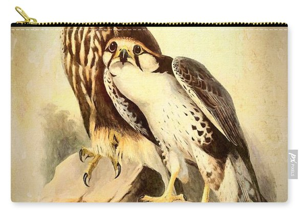 Birds Of Prey 3 Carry-all Pouch