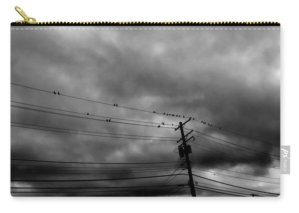 Birds On A Wire 2018 Carry-all Pouch