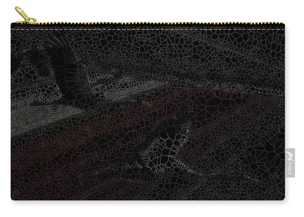 Birds Over Crops Carry-all Pouch