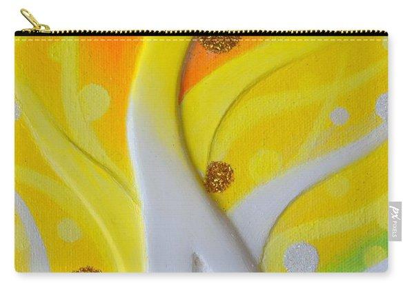 Birth Yellowgold 3 Carry-all Pouch