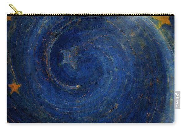 Birthed In Stars Carry-all Pouch
