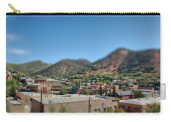 Bisbee Arizona Carry-all Pouch