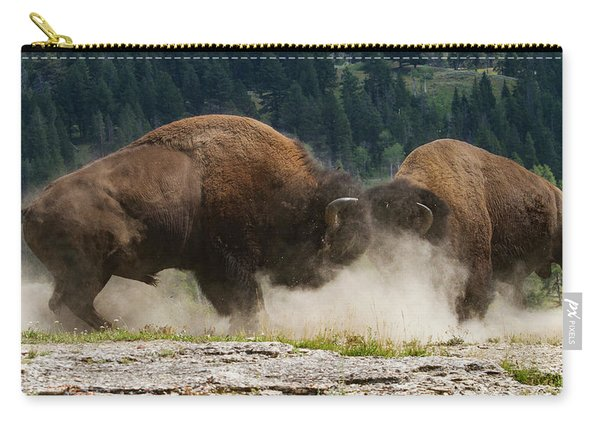 Bison Duel Carry-all Pouch