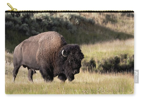 Bison Carry-all Pouch