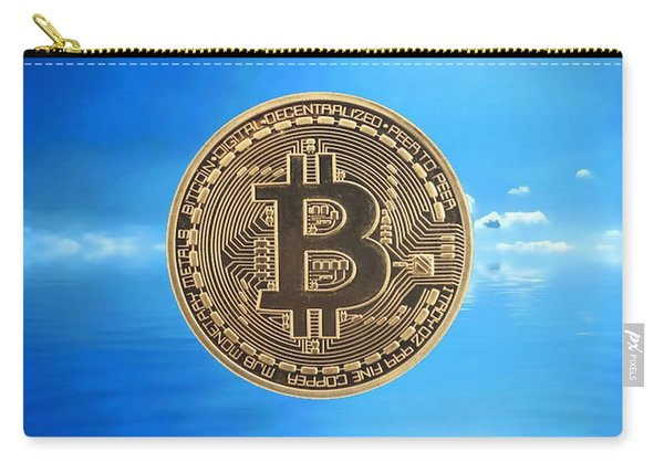Bitcoin Revolution Carry-all Pouch