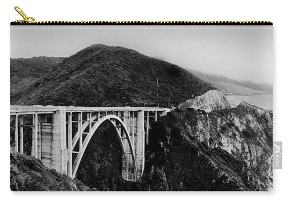 Bixby Bridge - Big Sur - California Carry-all Pouch