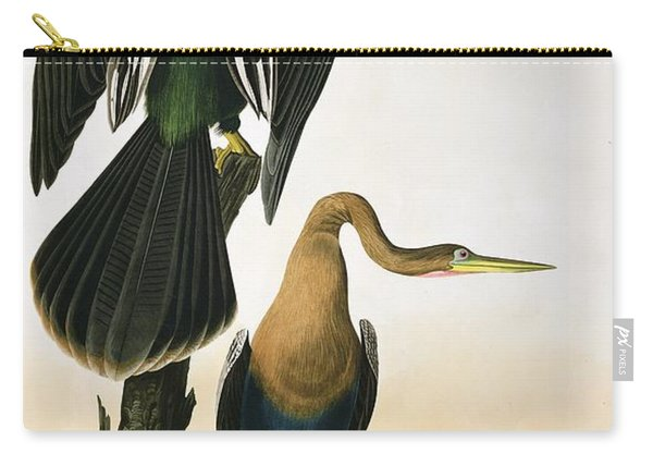 Black Billed Darter Carry-all Pouch