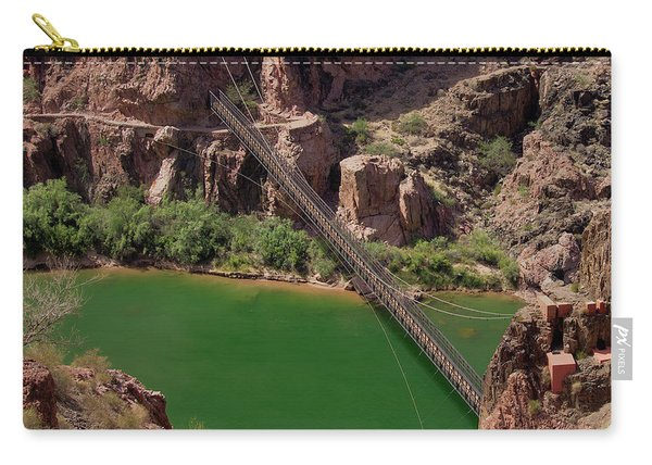 Black Bridge, Grand Canyon  Carry-all Pouch