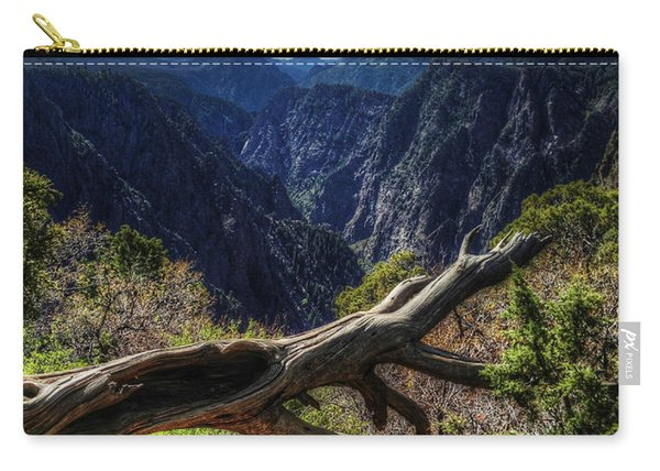 Black Canyon Of The Gunnison First Look Carry-all Pouch