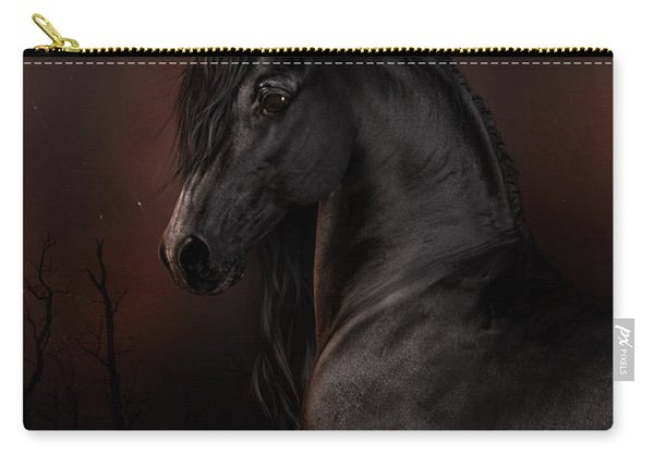 Black Dawn Carry-all Pouch