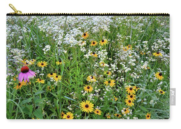 Black Eyed Susans And Company Carry-all Pouch
