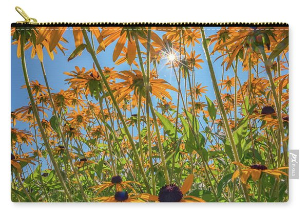 Black-eyed-susans Bask In The Sun Carry-all Pouch