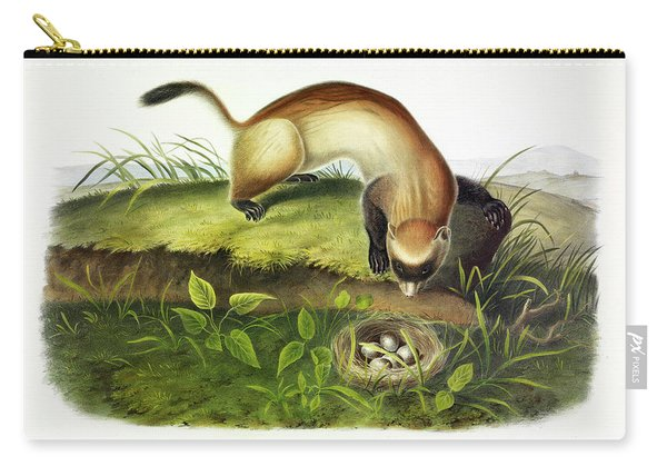 Black-footed Ferret Carry-all Pouch
