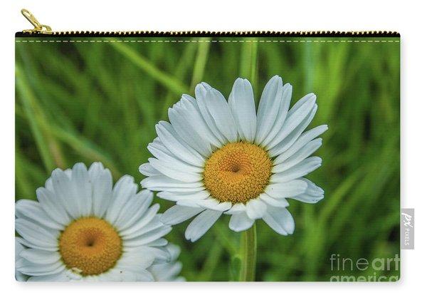 Black-headed Daisy's Carry-all Pouch