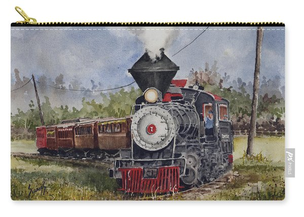 Black Hills Central Number 7 Carry-all Pouch