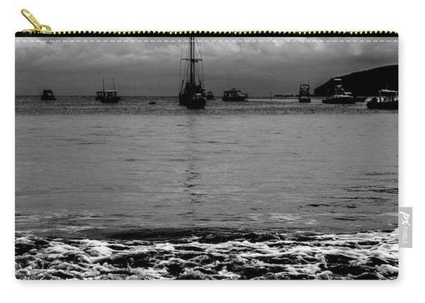 Black Sails Carry-all Pouch