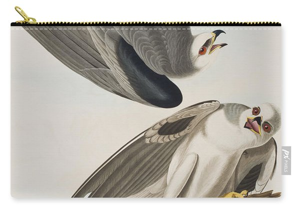 Black Shouldered Elanus Carry-all Pouch