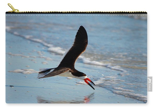 Black Skimmer Carry-all Pouch