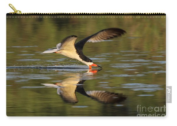Black Skimmer Fishing Carry-all Pouch