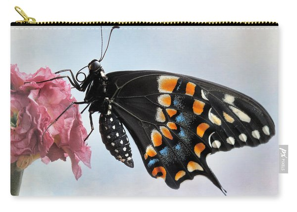 Black Swallowtail Butterfly II Carry-all Pouch