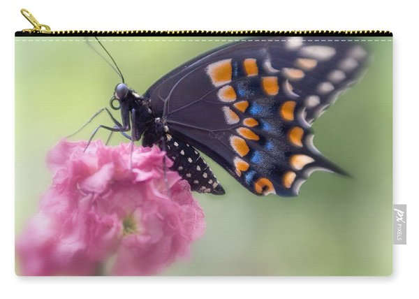 Black Swallowtail Butterfly IIi Carry-all Pouch