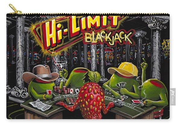 Blackjack Pimps Carry-all Pouch