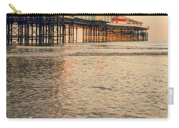 Blackpool Pier  Carry-all Pouch