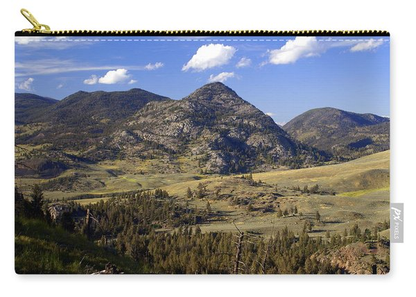 Blacktail Road Landscape 2 Carry-all Pouch