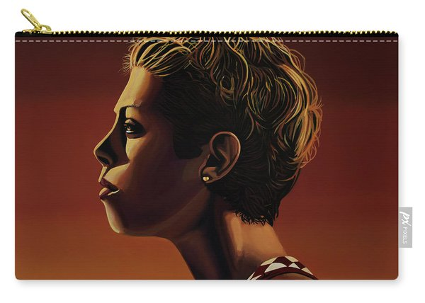 Blanka Vlasic Painting Carry-all Pouch