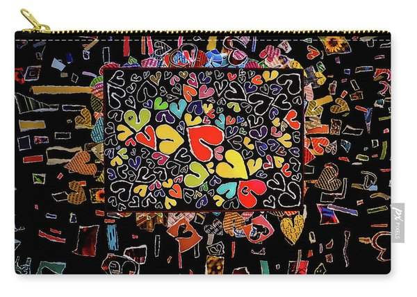 Blanket Of Love  Carry-all Pouch