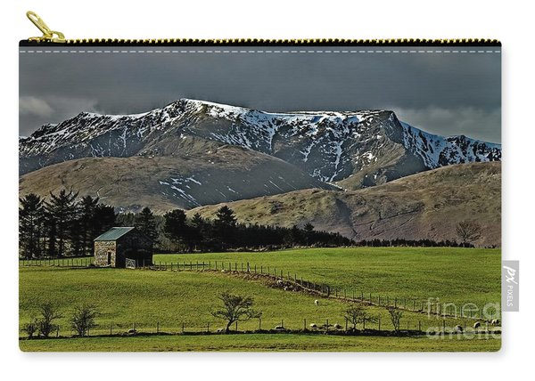 Blencathra Mountain, Lake District Carry-all Pouch