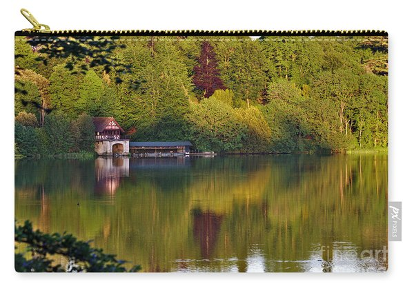 Blenheim Palace Boathouse 2 Carry-all Pouch