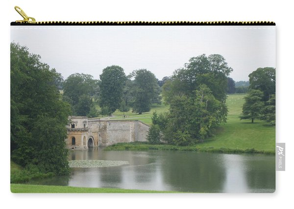 Blenheim Palace Lake Carry-all Pouch