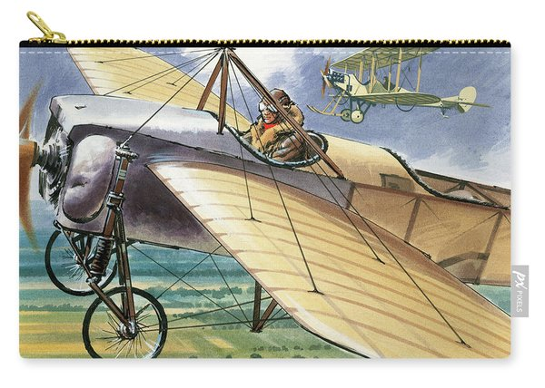 Bleriot Xi Monoplane Carry-all Pouch