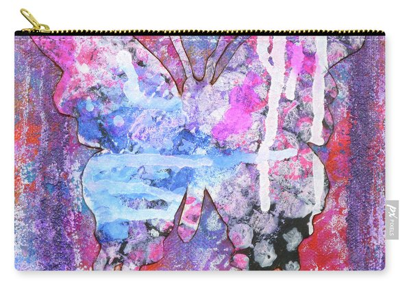 Blessed Butterfly Carry-all Pouch