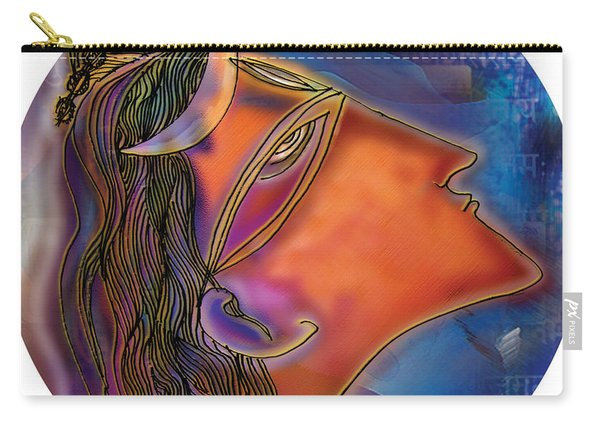 Bliss Shiva Carry-all Pouch