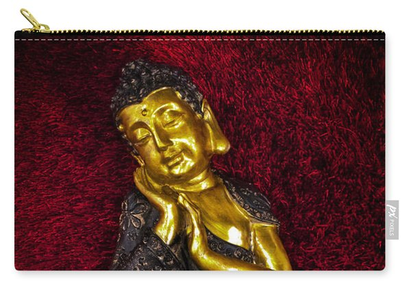 Blissful Mind Carry-all Pouch