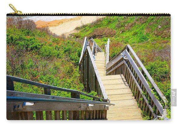 Block Island Beach - Rhode Island Carry-all Pouch