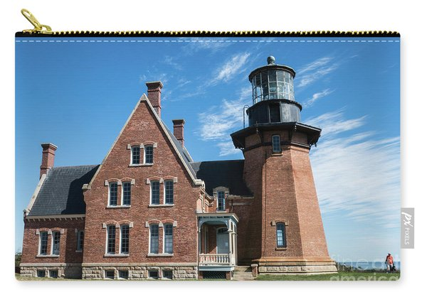 Block Island Southeast Light Historic Lighthouse Carry-all Pouch