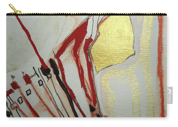 Blood Flowers Carry-all Pouch