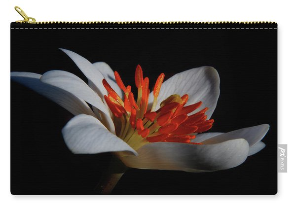 Bloodroot Art Carry-all Pouch