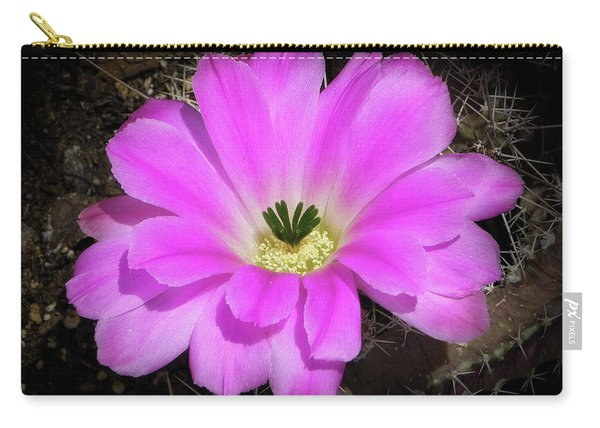 Blooming Pink Carry-all Pouch
