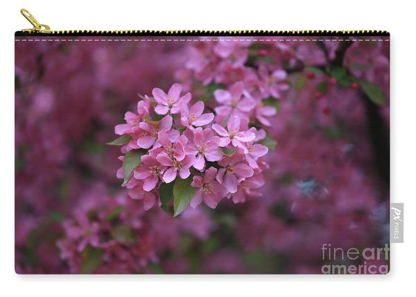 Blooming Pink Fantasy Carry-all Pouch