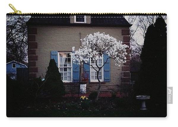 Blooming Tree Carry-all Pouch