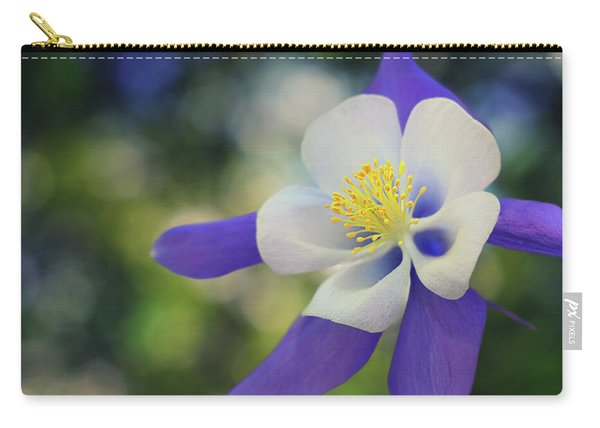 Blossom Language Carry-all Pouch